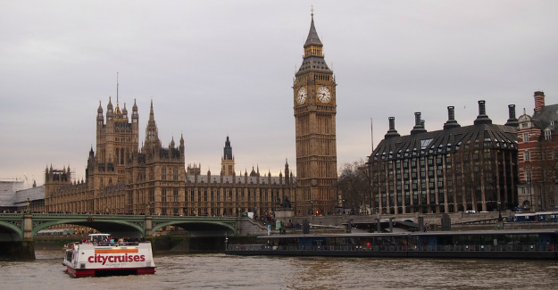 Westminster, Big Ben, London, England