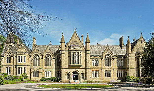 University of Bradford school of management, Yorkshire, UK