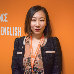 Michelle - Key Accounts Team Leader for IEC Abroad China Team
