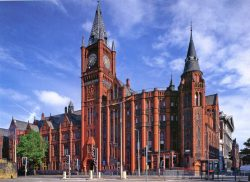 University of Liverpool historic building