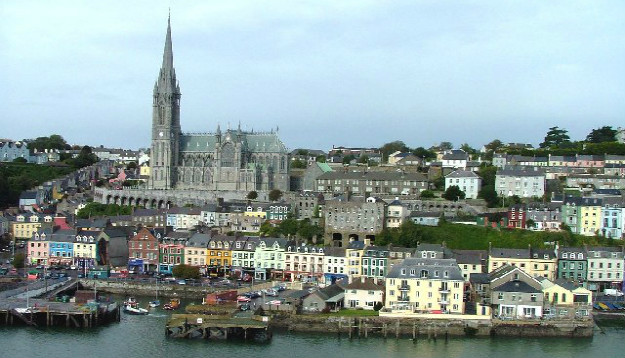 St Colman's Cathedral, Cobh, Cork, Ireland