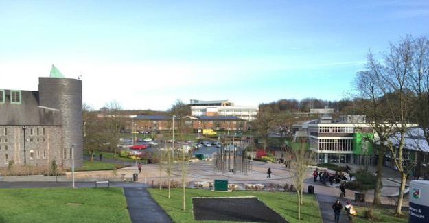 Keele University, Staffordshire