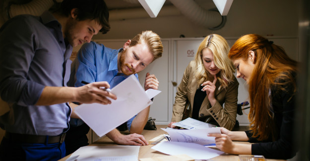 What are the benefits of group work?