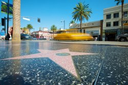 Walk of fame star - Los Angeles