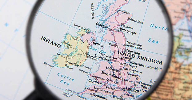 Where in the UK to study