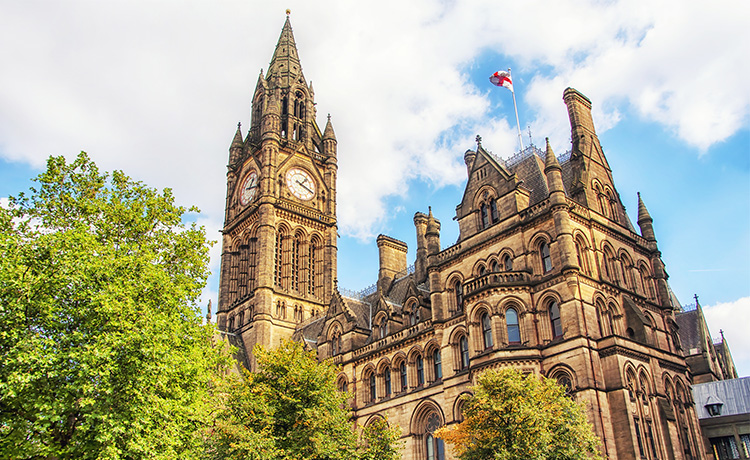 Best Places to eat as a student in Manchester