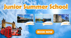 Junior Summer School 2018 in Manchester, Dublin and York with New College Group | Study English in the UK