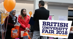 British University Fair by IEC Abroad in Manchester - November 2018