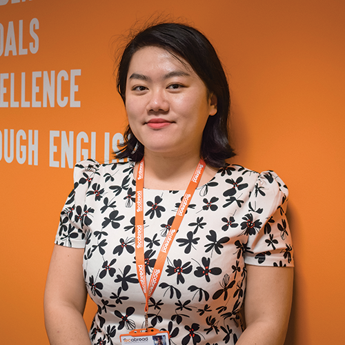 Lexi - China Sales Manager at IEC Abroad